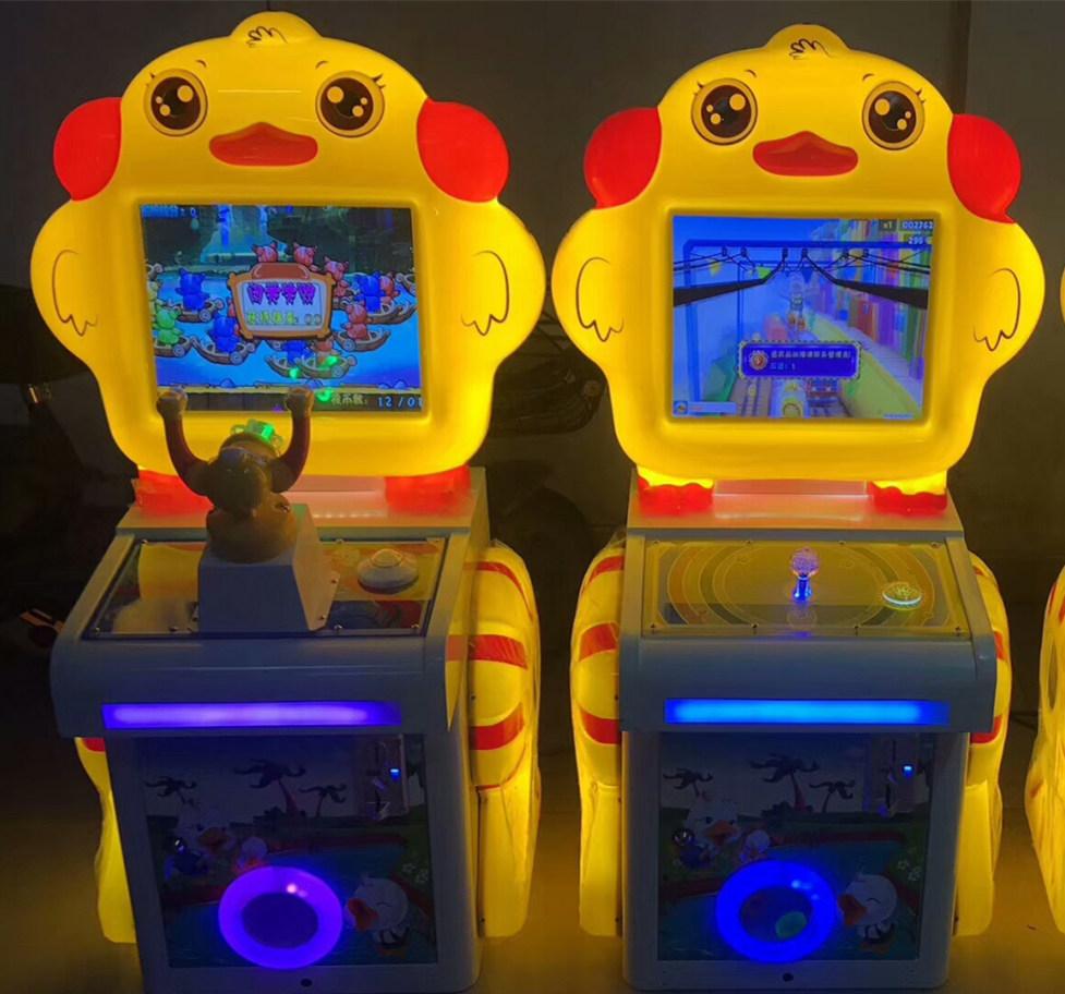 四川儿童游戏机